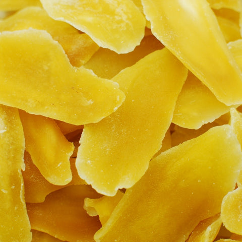 Mango - Slices - Low Sugar - No Sulfur - Napa Nuts
