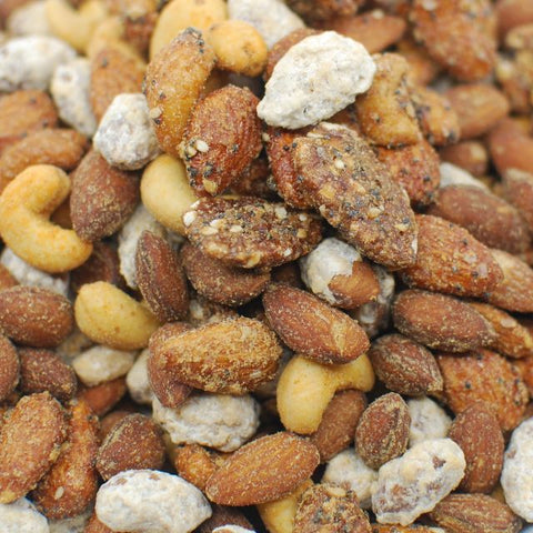 Mixed Nuts - Big Al's Sweet & Salty Blend - Napa Nuts