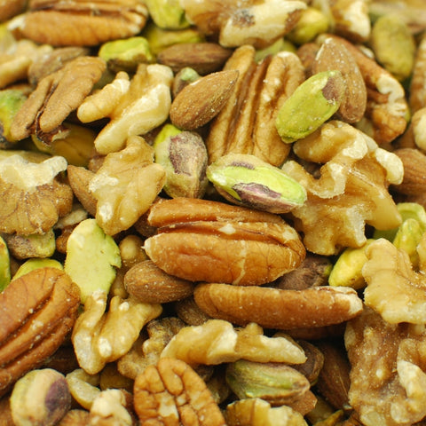 Mixed Nuts - Raw California Blend - Napa Nuts
