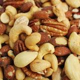 Mixed Nuts - Roasted - No Salt - Napa Nuts