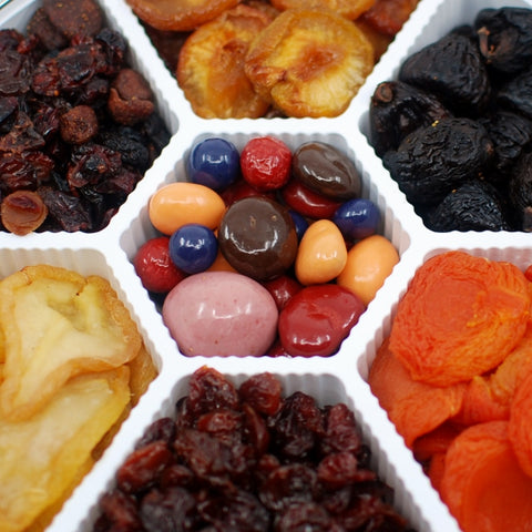 Gourmet Fruit Assortment Tin