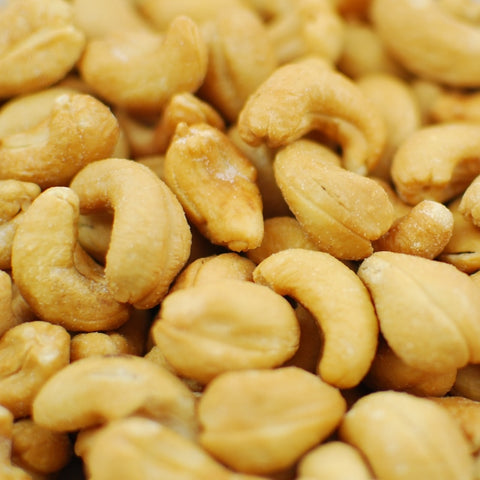 Cashews - Roasted - Salted - Napa Nuts