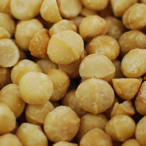 Macadamia Nuts - Roasted - Salted - Napa Nuts