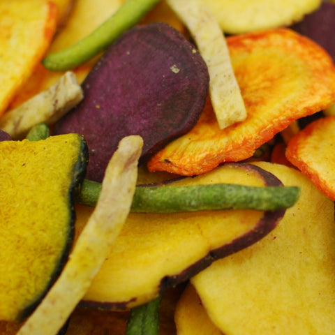 Vegetable Chips - Napa Nuts