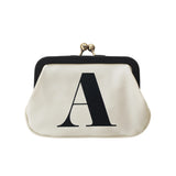 letter A coin purse accessories