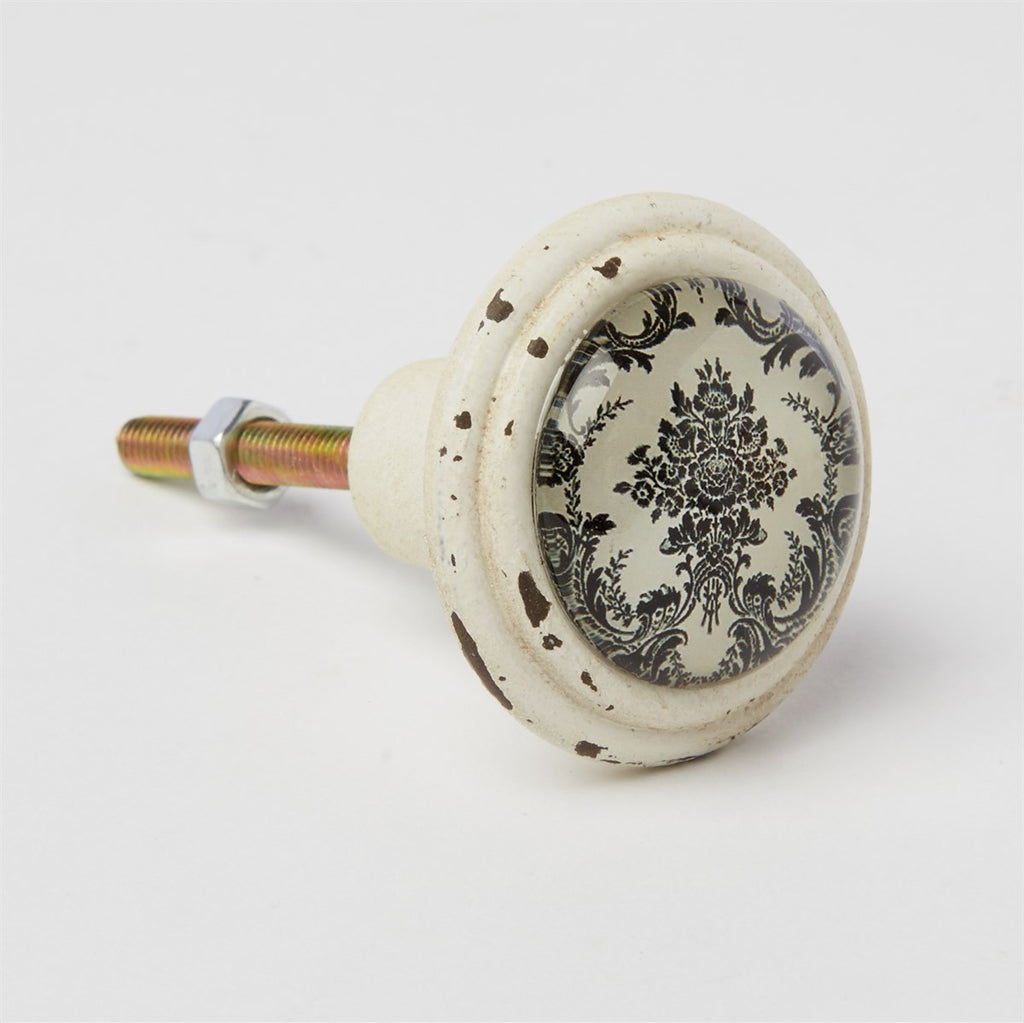 Anastacia Baroque Drawer Knob