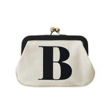 letter B coin purse accessories