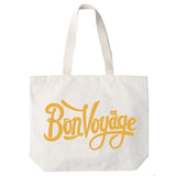 bon voyage big bag canvas accessories yellow