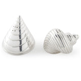 Seashell Salt and Pepper Set