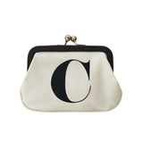 letter C coin purse accessories