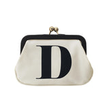 letter D coin purse accessories