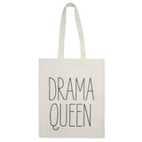 drama queen canvas bag accessories