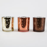 Star Pattern Tealight Holder