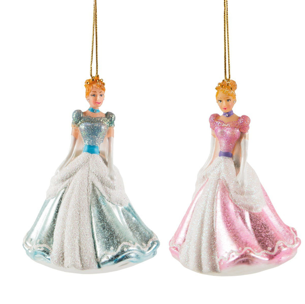 Princess Christmas Decoration