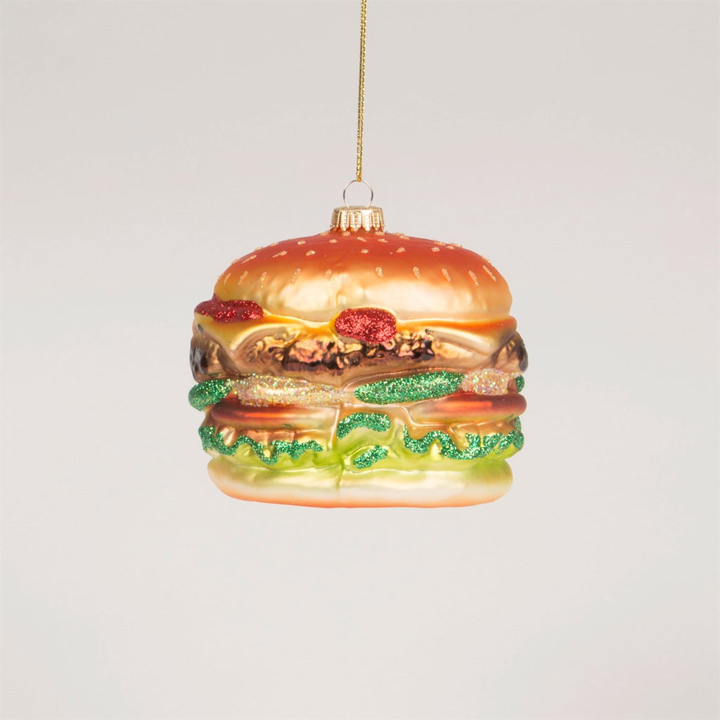 Burger Bauble