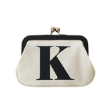 letter K coin purse accessories