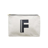 large letter pouch F canvas accessories