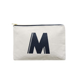 large letter pouch M canvas accessories