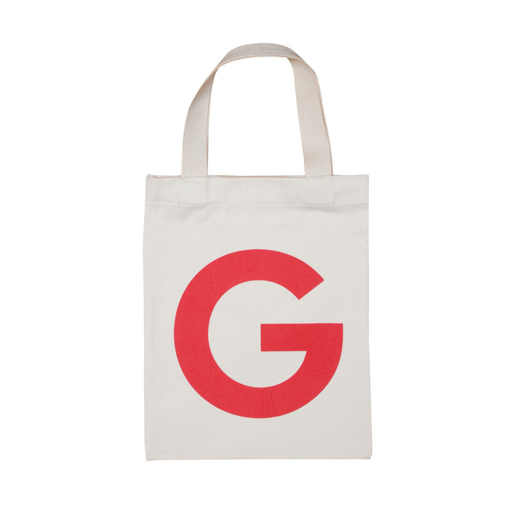 letter G mini bag red accessories