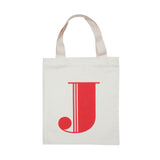 letter J mini bag red accessories