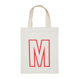 letter M mini bag red accessories