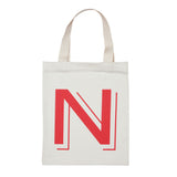 letter N mini bag red accessories
