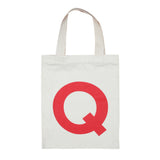 letter Q mini bag red accessories