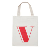 letter V mini bag red accessories