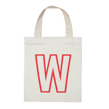 letter W mini bag red accessories