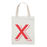 letter X mini bag red accessories