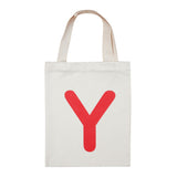letter Y mini bag red accessories
