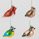 British Bird Christmas Hanging Decoration