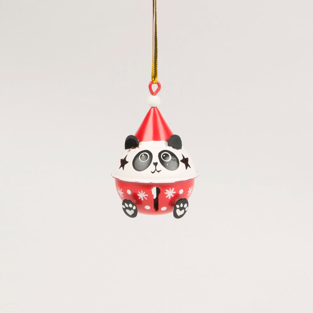 Panda Bell Decoration