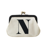 letter N coin purse accessories