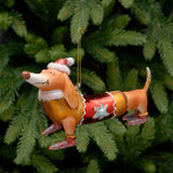 Sausage Dog Bauble