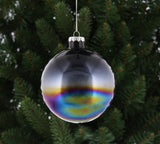 Large Petrol Bauble