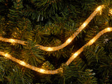 Glitter Tube Light 5m Rose Gold Indoor And Outdoor