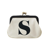 letter S coin purse accessories