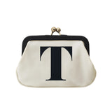 letter T coin purse accessories