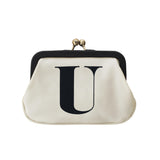 letter U coin purse accessories