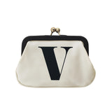 letter V coin purse accessories