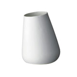 Curve White Porcelain Tealight