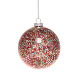 Multi Colour Bauble