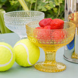 Kastehelmi Glass Bowl - Lemon