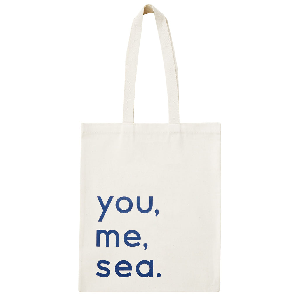 You Me Sea Canvas Bag