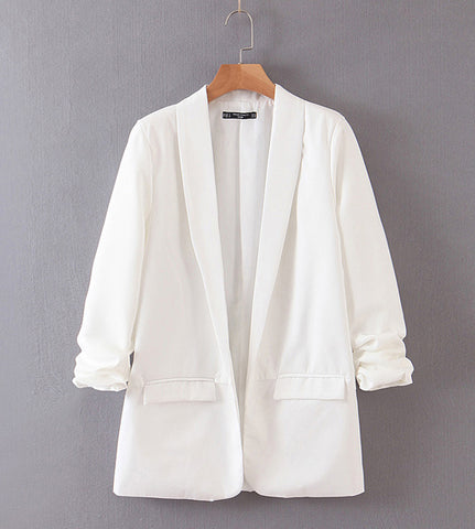 Lauren Turn Up Sleeve Blazer