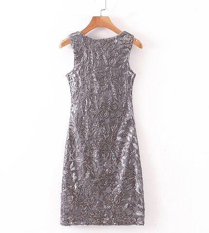 Abigail Sequin Dress