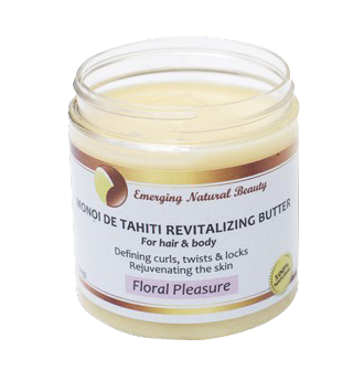 MONOI DE TAHITI SKIN & HAIR BODY BUTTER | FLORAL PLEASURE