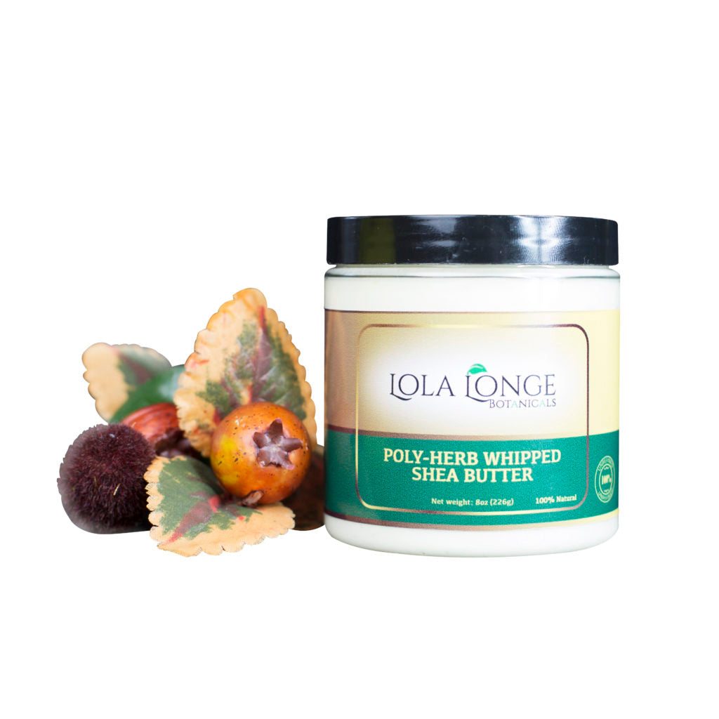 POLY-HERB WHIPPED SHEA BUTTER