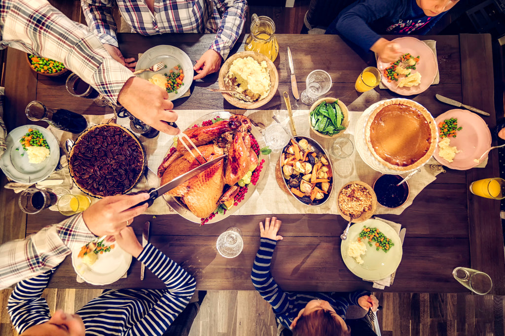 Avoid the Holiday Weight Gain: Tips for Managing Holiday Eating